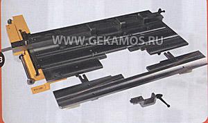 Стол с T образными каналами для самонаводных штампов